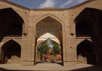 بزرگترین مسجد روباز ایران