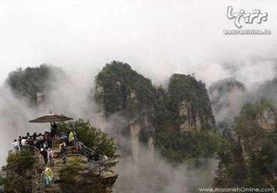 10 شگفتی کشور چین