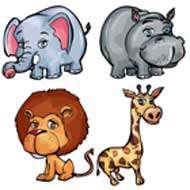 آشنایی با حیوانات وحشی