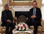 saïd jalili et le premier ministre turc