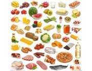 مواد غذایی متنوع