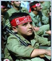 نوجوانان در جنگ