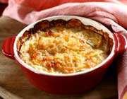 gratin de thon aux pommes de terre