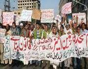 pakistanis stage fresh protest against anti-islam movie