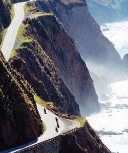 دیدنیترین جادههای جهان
