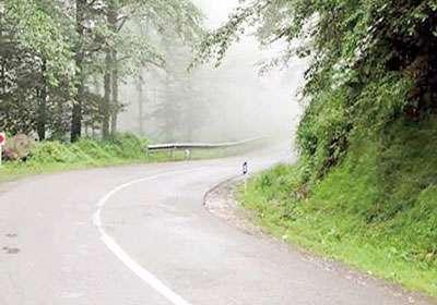 جاده های زیبا