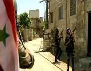 شام میں غیر ملکی مداخلت