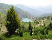 le lac de valasht