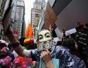 amerikada savaş karşıtı eylem