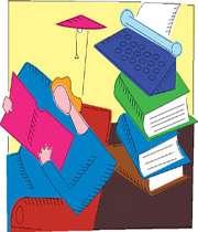 درس خواندن، نوجوان