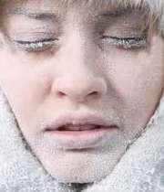 مراقبت از پوست در برابر سرما