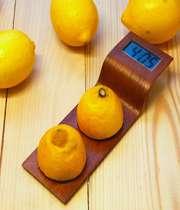 ساعتی با نیروی یک لیمو