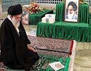 hommage rendu au feu fondateur de la révolution islamique