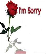 معذرت خواهی