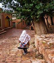 the historic village of abyaneh