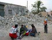 strong quake hits southern iran