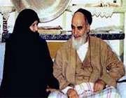 امام ، همسرداری