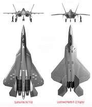 سوخوی t-50، هواپیمای تاکتیکی پیشرفته