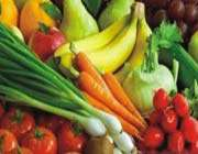 vegetables and fruites