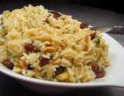 orange persian rice