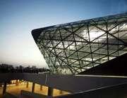ساختمان های زیبا در دنیا