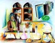 قدیم دور میں  ایرانی طب