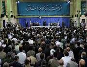 rencontre des responsables et aux ambassadeurs des pays islamiques avec l'ayatollãh khãmenei