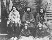 ایرانی خواتین تاریخ کے آئینے میں