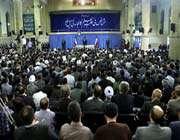rencontre des professeurs des universités iraniennes avec le guide suprême