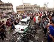 عراق،کار بم دھماکے،200 سے زائد جاں بحق اور زخمی