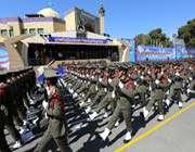 la septième cérémonie de remise de grades aux officiers de l'armée de la république islamique d'iran