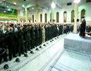 audience accordée aux commandants du corps des gardiens de la révolution islamique