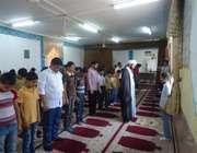 برپایی نماز جماعت در مدارس با حضور 21 هزار روحانی