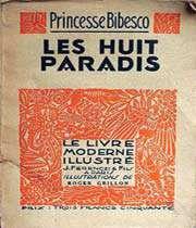 les huit paradis de jeanne bibesco