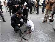 l'attentat contre mostafã ahmadi rushan