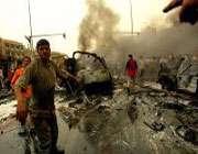 امریکہ: عراق میں بد امنی کا اصلی عامل