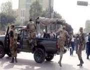 پاکستان، کراچی میں جاری آپریشن تاہم متعدد بم دھماکے