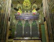 the holy shrine of hazrat abdul azim hassani (a.s)