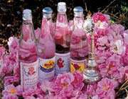 the healing properties of rosewater