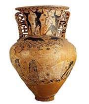 خاورمابي در هنر يوناني