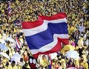 tayland başbakanı, gösterilerden korkarak kayıplara karıştı