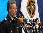 commander of the iranian navy rear admiral habibollah sayyari