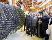le guide suprême a visité le complexe industriel de mapna