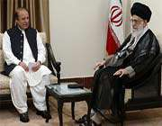 rencontre du guide suprême avec le premier ministre du pakistan
