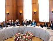 representatives of iran and six world powers in geneva