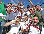 هواداران فوتبال ایران