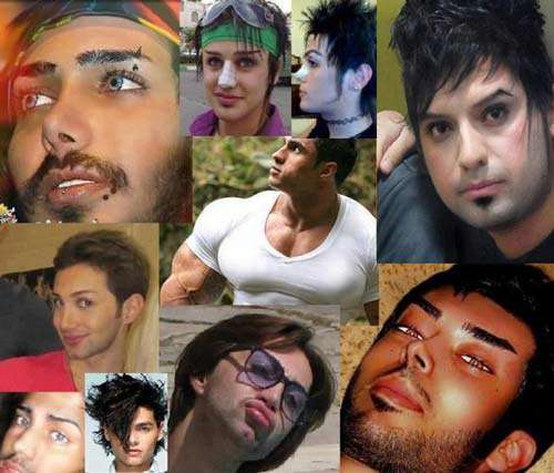 عمل زیبایی مردان