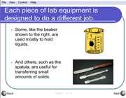 آشنایی با ابزار آزمایشگاهی