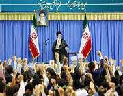 rencontre des étudiants de différentes universités iraniennes avec guide suprême