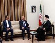 rencontre du guide suprême avec haïdar al-abãdi